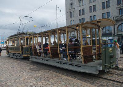 FINLAND : Tramway Helsinki