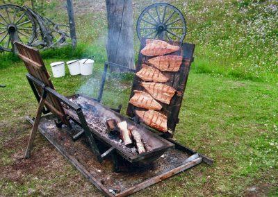 Comment fumer du saumon ?