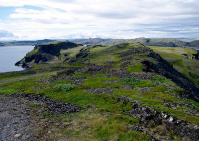 Presqu'Ile de Veidnes  Kongsfjord