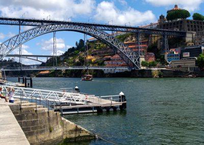 Le pont sur le Duro