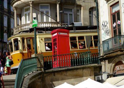 Le Tram de Porto