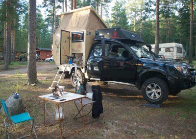 On va parfois au camping !