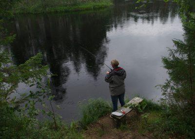 Et oui, je pêche ...