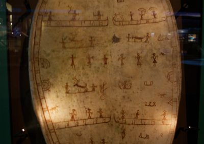 Tambour de shamane