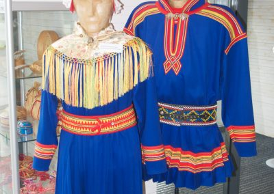 Tenue traditionnelle Sami
