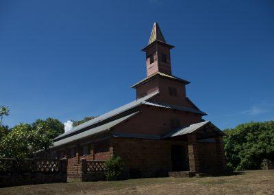 Ile Royale : Chapelle